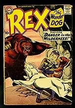 Adventures of Rex the Wonder Dog #45 1959- DC Comics- Detective Chimp- G