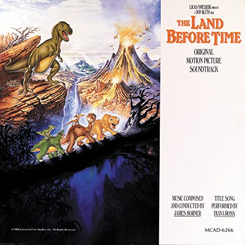 Sharptooth And The Earthquake (The Land Before Time/Soundtrack