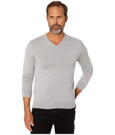 Calvin Klein Merino V-Neck Sweater 12 (Schio) Men