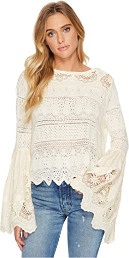 Free People - Once Upon a Time Top