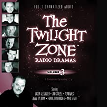 The Twilight Zone Radio Dramas, Volume 3