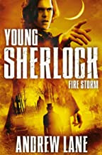 Fire Storm: Young Sherlock Holmes 4