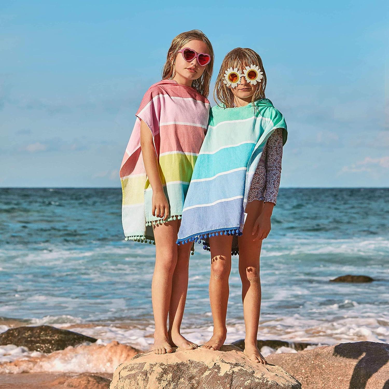 SunnyLIFE Croc Kids Hooded Beach Towel
