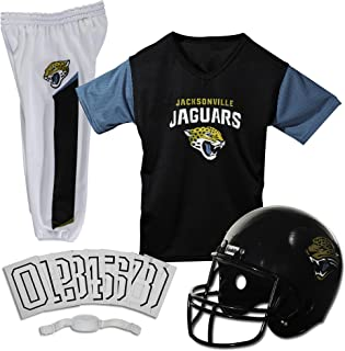 Franklin Sports NFL Kids Football Uniform Set - NFL Youth Football Costume for Boys & Girls - Set Includes Helmet, Jersey...