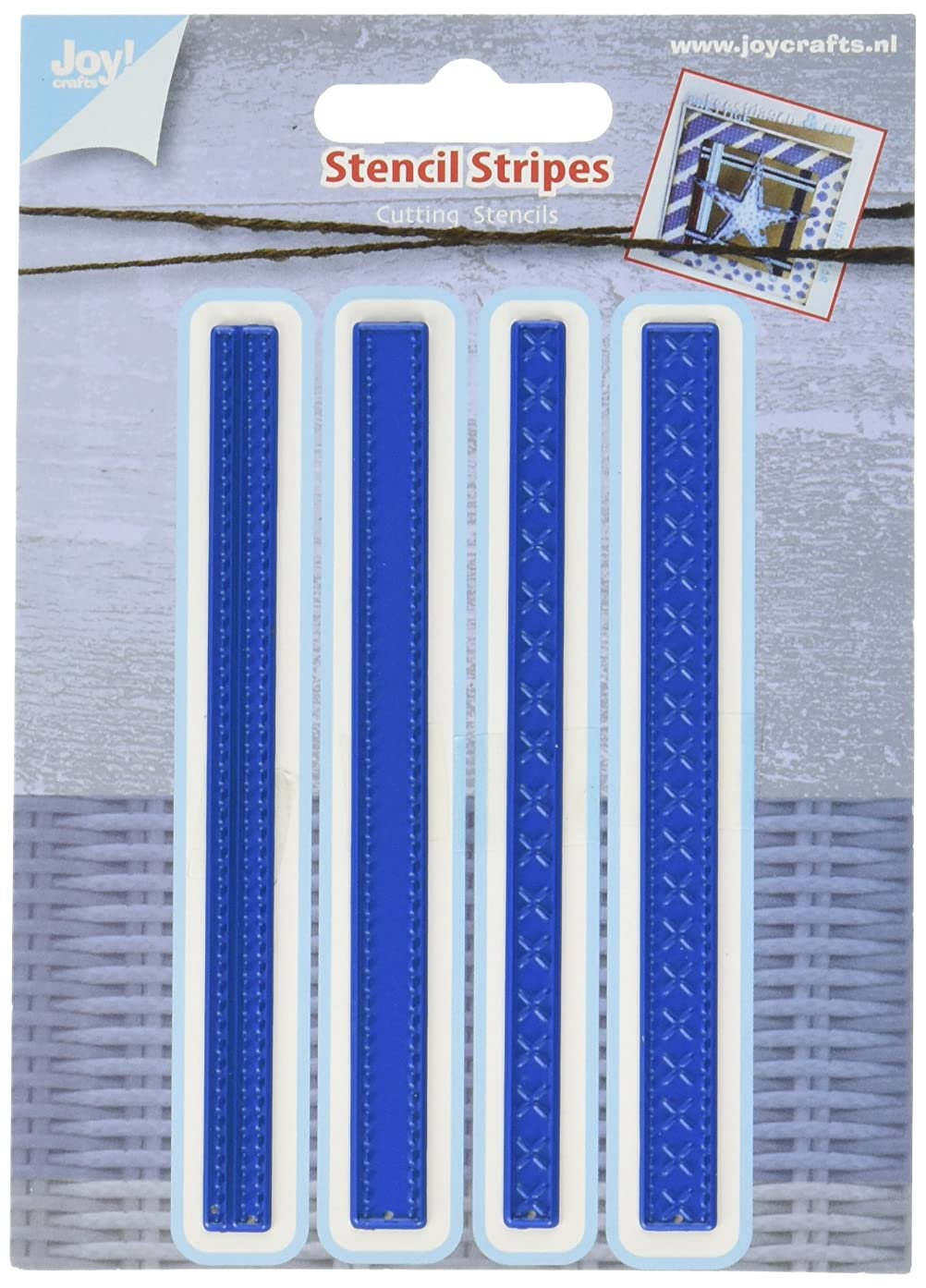 Joy Craft Cutting and Embossing Die, Borders Strips