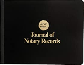 Journal of Notary Records (440 Entries)