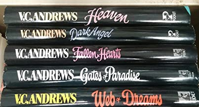 Casteels Family Series, 5 Volume Set, Fallen Hearts, Web of Dreams, Gates of Paradise, Dark Angel and Heaven