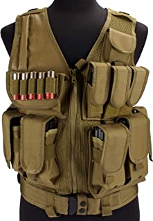 Evike Airsoft Zombie Hunter Starter's Tactical Vest Package