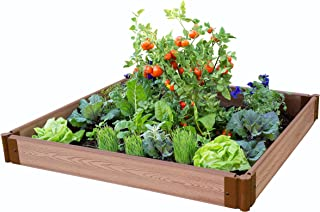 Frame It All 300001058 Raised Garden Bed, 4 by 4'