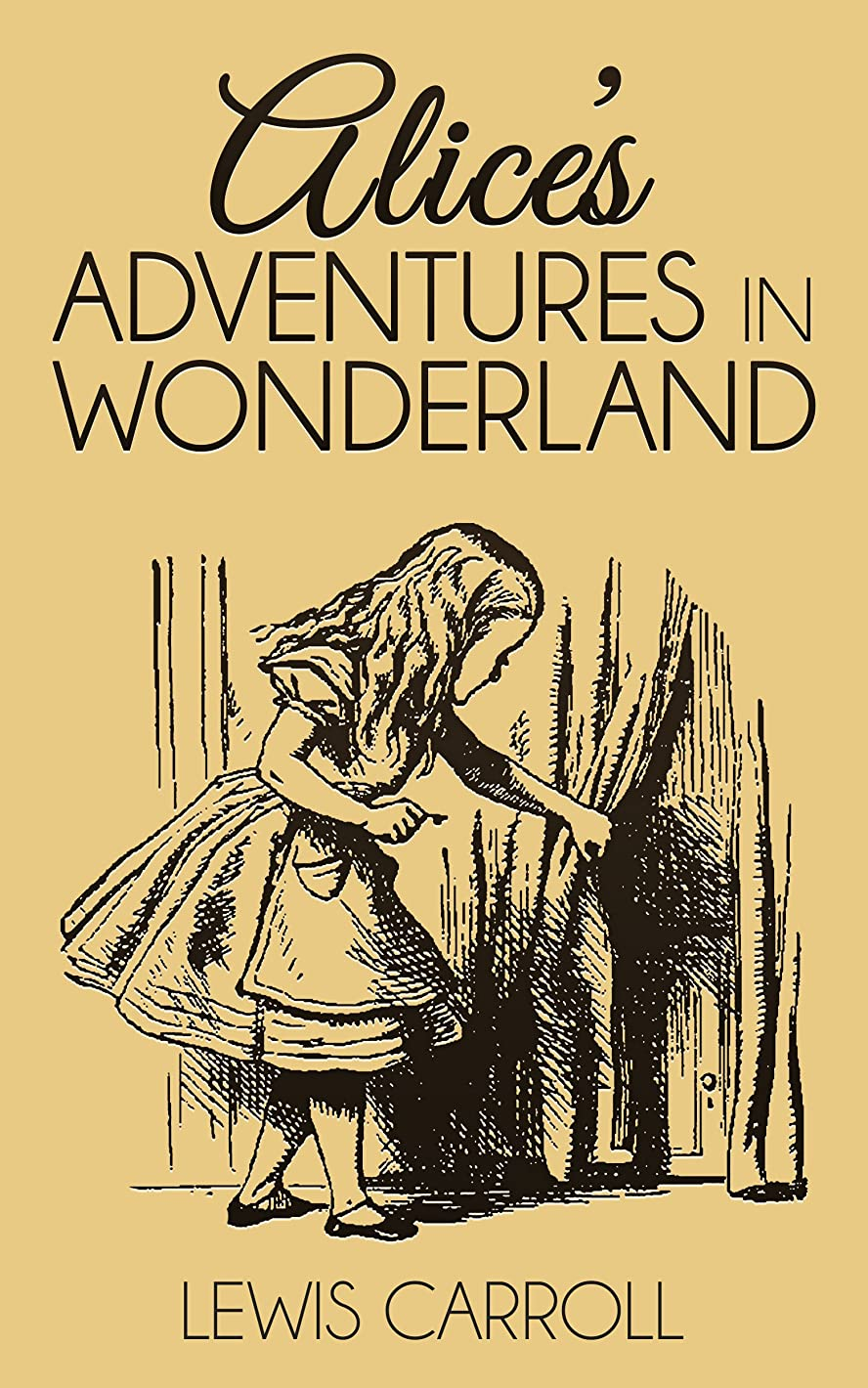 民間人ファランクス海岸Alice's Adventures In Wonderland (Illustrated) (English Edition)