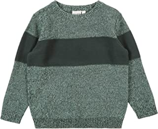 NAME IT Baby-Jungen Nmmnirus Ls Knit Pullover