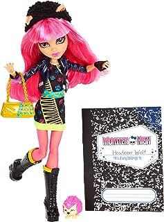 Monster High 13 Wishes Howleen Wolf