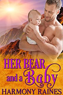 Her Bear and a Baby (Who's the Daddy? Book 2)