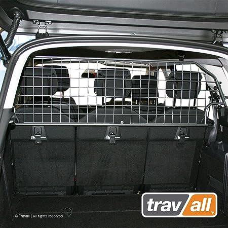 Travall Guard Hundegitter Kompatibel Mit Opel Vauxhall Grandland X Ab 2017 Tdg1598 Maßgeschneidertes Trenngitter In Original Qualität Haustier