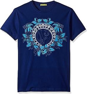 Versace Jeans Graphic Circle - Playera para Hombre