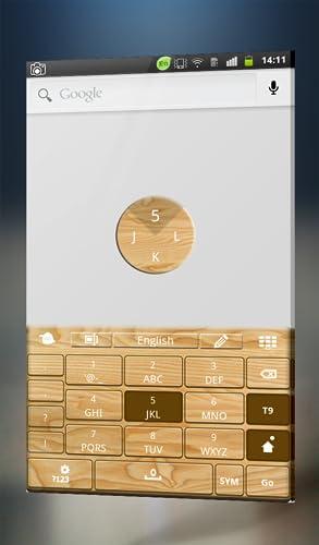 『木製キーボード』の4枚目の画像