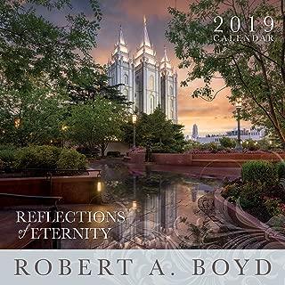 Calendar 2019: Reflections of Eternity 12