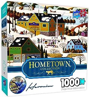 Surelox Hometown - It's Sugar Time Jigsaw Puzzle (1000pc)