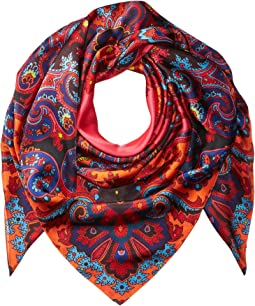 Echo Design - London Nights Silk Square Scarf