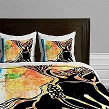 Deny Designs Sophia Buddenhagen Dream Vacation Duvet Cover, Queen