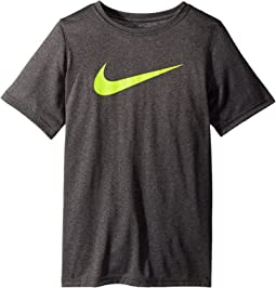 Nike Kids Dry Short Sleeve Training T-Shirt (Little Kids/Big Kids)