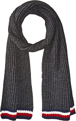 Tommy Hilfiger - Global Stripe Ribbed Scarf