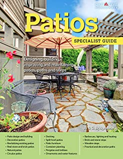 Patios: Designing, Building, Improving, and Maintaining Patios, Paths and Steps (Specialist Guides)