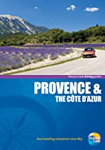 Driving Guides Provence & the Cote D'Azur, 4th (Drive Around - Thomas Cook)