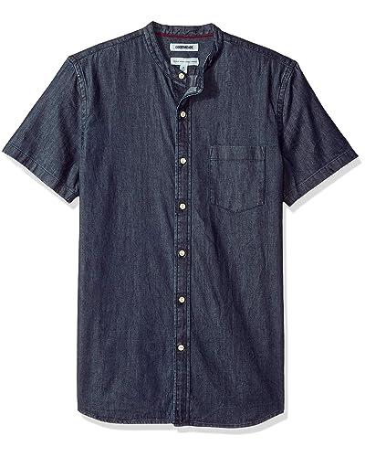 b98516cdd9fc5d Blue Jean Shirts: Amazon.com