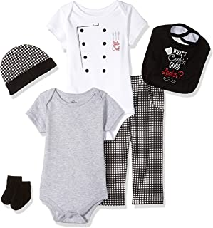 BLI Baby Short-Sleeve Climbing Clothes Triangle Romper Bodysuit Jumpsuit Onesie I Love You More for Unisex White
