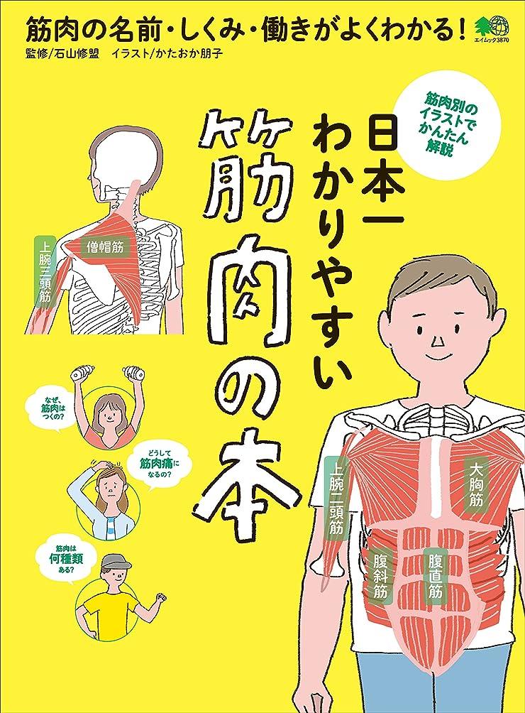 オーナメントダーリンステレオタイプ日本一わかりやすい 筋肉の本[雑誌] エイムック