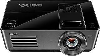 BenQ MH740 3D DLP Projektor (New 3D 144Hz Triple Flash, Full HD, 1920x1080 Pixel, Kontrast 11.000:1, 4000 ANSI Lumen, 2x HDMI, 1,5x Zoom, LAN Control) schwarz