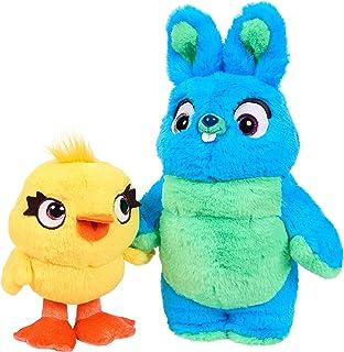 Disney-Pixar's Toy Story 4 Scented Friendship Plush Set, Ducky & Bunny