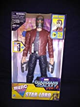Music Mix Marvel Guardians Of The Galaxy Vol 2 Star-Lord Electronic Figure Movie Voice With 25 Phrases New In Unopened Box