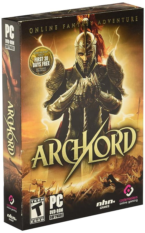 慣らすおじさんマリナーArchlord The Legend of Chantra (輸入版)