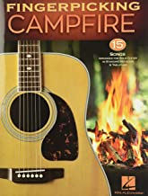 Fingerpicking Campfire: 15 Songs Arranged for Solo Guitar in Standard Notation & Tablature