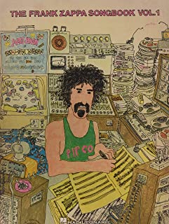 The Frank Zappa Songbook - Volume 1 - Piano, Vocal and Guitar Chords