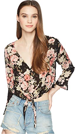 Billabong Girl Crush Woven Top