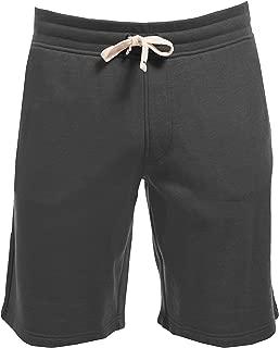 Abbot + Main Men's Fleece Short-Charcoal