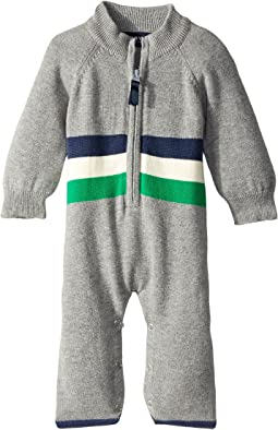 Toobydoo - Racer Zipper Jumpsuit (Infant)