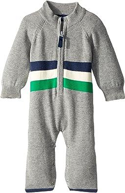 Toobydoo - Racer Zipper Jumpsuit (Infant)