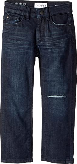 DL1961 Kids - Brady Slim Jeans in Circuit (Toddler/Little Kids/Big Kids)
