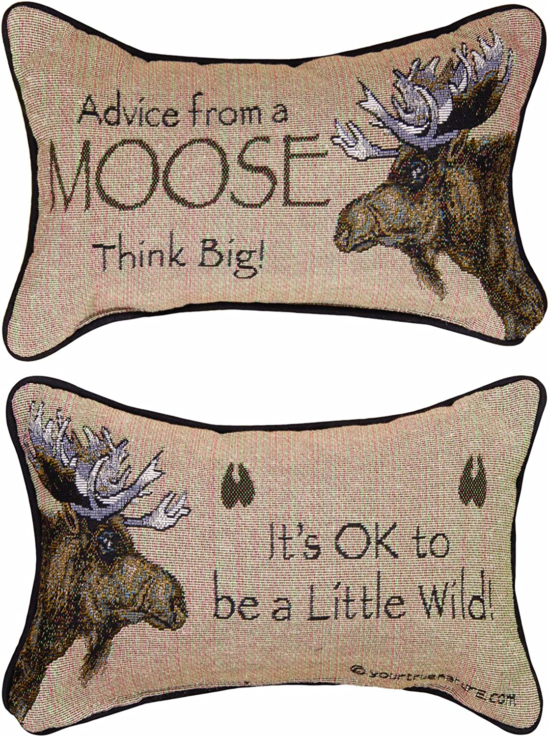Manual The Lodge Collection Reversible X 12.5 Max Max 59% OFF 86% OFF Throw Pillow 8.5-