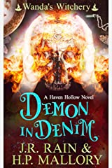 Demon in Denim: A Paranormal Women's Fiction Novel: (Wanda's Witchery) (Haven Hollow Book 6) Kindle Edition