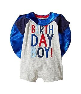Birthday Boy Cape One-Piece (Infant)