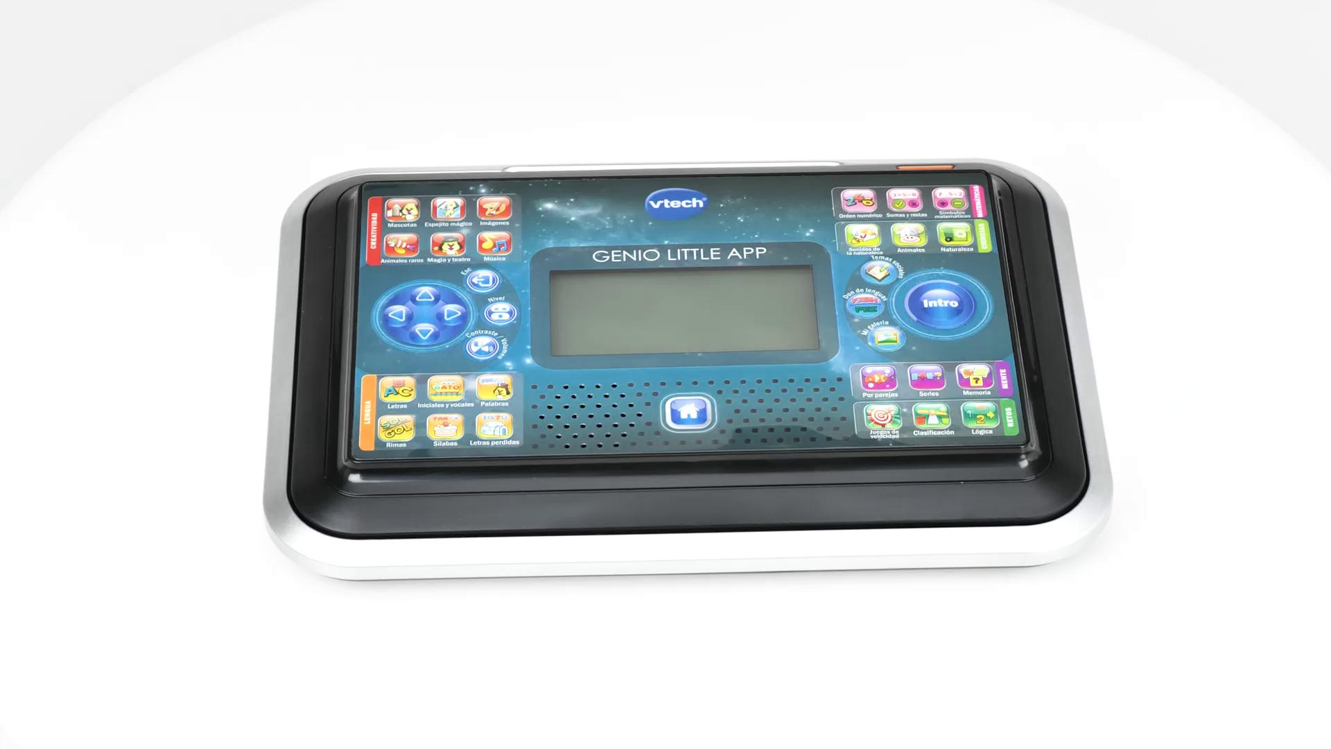 Vtech/ multicoloured Tablet Educational for Children /Genius Little App
