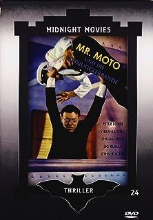 Mr. Moto und die Schmugglerbande - Midnight Movies 24 [Alemania] [DVD]