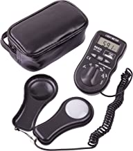 REED Instruments R8150 Pocket Light Meter, 50,000 Lux / 5,000 Foot Candles (Fc)