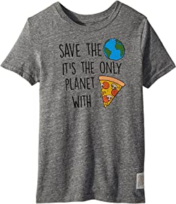 Save The Earth Short Sleeve Vintage Tri-Blend Tee (Little Kids/Big Kids)