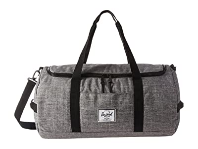 Herschel Supply Co. Sutton (Raven Crosshatch 1) Duffel Bags